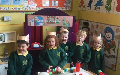 Junior Infants Ms. Flannery